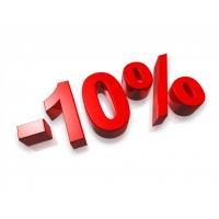 Скидка 10 % на весь ассортимент смесителей VENEZIA