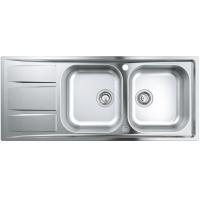Grohe EX Sink 31587SD0 кухонная мойка K400