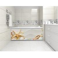 Экран для ванны МетаКам Премиум Арт 150 см
