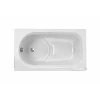 Kolo DIUNA прямоугольная ванна 120X70 см в комплекте с ножками и креплениями
