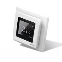 Терморегулятор сенсорный Devireg Touch белый