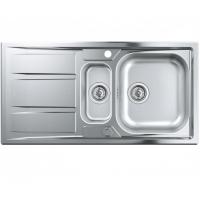 Grohe EX Sink 31569SD0 кухонная мойка K400+