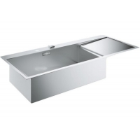 Grohe EX Sink 31581SD0 кухонная мойка K1000 с крылом справа