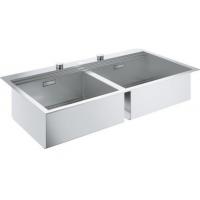 Grohe EX Sink 31585SD0 кухонная мойка K800 двойная