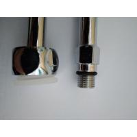 Шланг для смесителя M-10 латунь хром 100 см