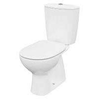 Унитаз Cersanit  Arteco Clean On 021 с дюропластовым сиденьем (K667-076)