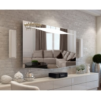 Зеркало со светодиодной LED подсветкой GRAZIA 1060*700