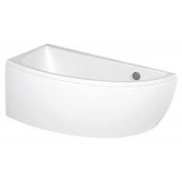 Cersanit NANO 140 ванна асимметричная, левая