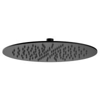VOLLE  верхний душ 30 см черный мат  16008105