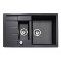 Кухонная мойка Teka ASTRAL 60 B-TG (88957) черный металлик