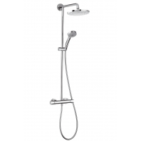 Душевая система Hansgrohe Showerpipe Verso 240