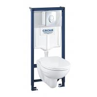 Инсталляционный набор GROHE Solido Perfect Набор 4 в 1 - инстал. 38721001