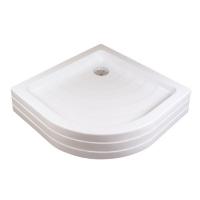 Душевой поддон Ravak Ronda-80 PU белый A204001120