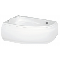 Cersanit JOANNA 160 асимметричная ванна, левая
