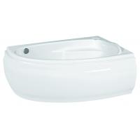 Cersanit JOANNA 140 асимметричная ванна, правая