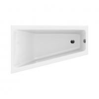 Cersanit CREA 160х100 асимметричная левая ванна