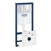 Grohe Rapid SL 38721001 Инсталяционный комплект 4 в 1 (с кнопкой 38505000)