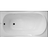 Ванна акриловая с ножками KO&PO 4001 (1300 х 680 мм)