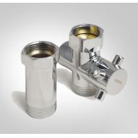 Кран для подключения бытовых приборов KOER (KR.520) 3/4x3/4x3/4