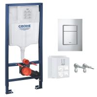 Grohe Rapid SL 3в1 37535000 Инсталяционный комплект