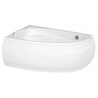 Cersanit JOANNA 140 асимметричная ванна, левая