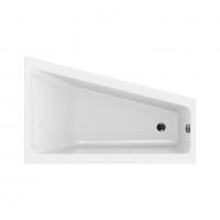 Cersanit CREA 160х100 асимметричная правая ванна