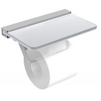 VOLLE держатель для туалетной бумаги с полочкой  TEO 15-88-446